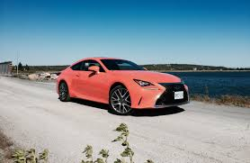 lexus turbo coupe 2016 lexus rc 350 f sport review u2013 slower than it looks better