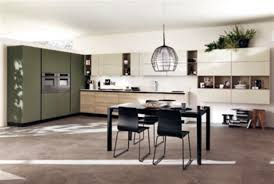 scavolini super modern kitchen and airy dining room scavolini