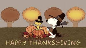 peanuts thanksgiving wallpaper