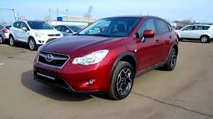 red subaru crosstrek 2012 subaru xv start up engine and in depth tour youtube