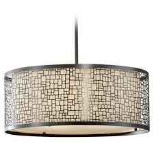 Pendant Lighting Shades 92 Exles Special Drum Shade Lights Pendant Lighting Shades For