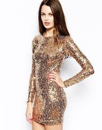 french connection bronze sequin dress best gowns and dresses