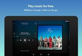 how to listen to with screen android spotify free android apps on play