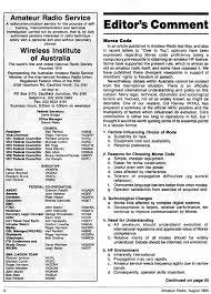 Radio Technical Difficulties Amateur Radio Magazine
