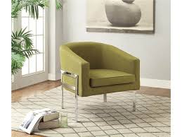 Accent Chairs For Living Room Contemporary Furniture Modern Coaster Living Room Accent Chair With Green
