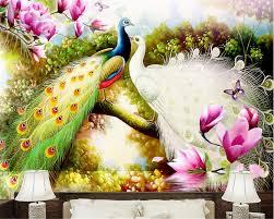 achetez en gros magnolia papier peint en ligne à des grossistes