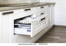 Kitchen Drawer Cabinets Cabinets Stock Images Royalty Free Images U0026 Vectors Shutterstock