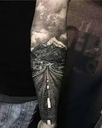 stunning sleeve http tattooideas247 com stairs sleeve