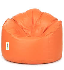 buy mudda xxxl bean bag chair with beans in purple colour by can