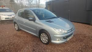 peugeot 206 2008 used peugeot 206 2008 for sale motors co uk