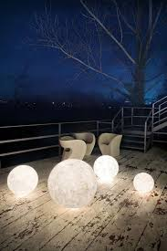 Outdoor Patio Lamp by Top 25 Best Ball Lights Ideas On Pinterest Led Room Lighting