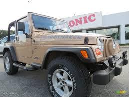 sand jeep wrangler 2000 desert sand pearl jeep wrangler sport 4x4 70195577 photo 14