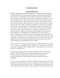 Aids Hiv Dissertation  Dissertation Sur La Nature Du Feu