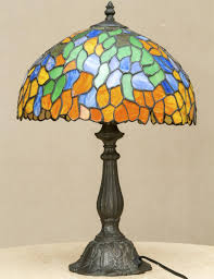 stained glass home decor home decor with lamp shades