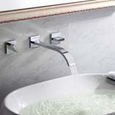 Roman Tub Faucet Canada Bathroom Modern Waterfall Faucet For Your Bathroom Faucet Idea