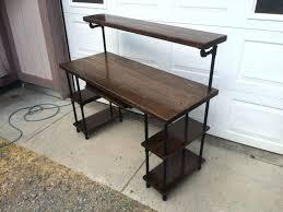 desk pipe desks tables 43 modern pipe desks tables furniture