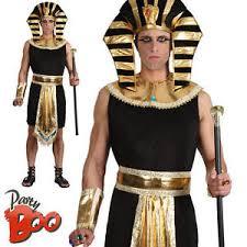 Egyptian Halloween Costume Egyptian King Xl Mens Fancy National Dress Royal Pharoah