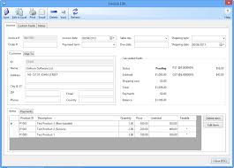 Excel Database Templates Free Excel Invoice Manager Password Software Excel Invoice