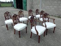 Antique Mahogany Dining Room Furniture Mahogany Dining Chairs Set Of Iv Mahogany Dining Chairs Mahogany