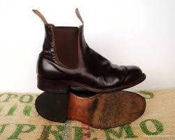 womens leather boots australia vintageziggy womens boots brown r m williams cuban heel boots
