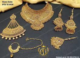 gold set pin by darime adiba on bangales bridal sets antique