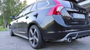 2013 volvo v60 d2 r design special edition in details full hd