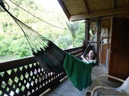 balcony hammock picture of garden inn and restaurant bukit