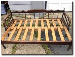 Ikea Sofa Bed Frame Antique Jenny Lind Pull Out Day Bed 125 Island Lake Sofa