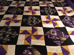9 best ravens quilts images on pinterest baltimore ravens quilt