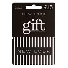 15 gift cards new look 15 gift card at wilko