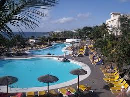 Flagged Hotel Definition Beatriz Playa Hotel Matagorda Lanzarote Canary Islands Book