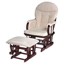 White Glider Chair Furniture Rocking Chairs At Walmart Walmart Glider Chair