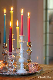 candle arrangements taper candle arrangement using different color tapers and holders