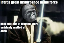 Gorilla Munch Meme - image 326273 that really rustled my jimmies know your meme