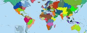 Spain On World Map by Randomised World Map By Dinospain On Deviantart
