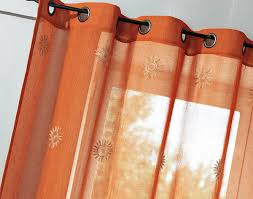 Burnt Orange Sheer Curtains Choosing A Trendy Style For The Bathroom 4 Inspiring Trends From