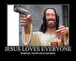 Holy Jesus Meme - jesus h christ