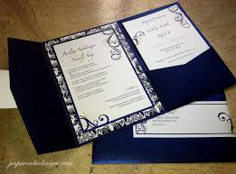 Unique Card Wedding Invitation Stunning Custom Designed Wedding Invitations You Must See