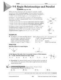 Glencoe Geometry Worksheets Welcome To Mrs Dixon U0027s Class November 2011