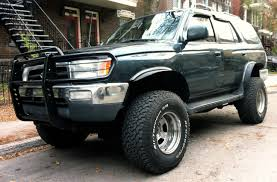 toyota 4runner lifted introducing my new ttt truck tank tractor tekartist