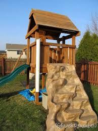 Backyard Swing Set Ideas by 13 Best Diy Swing Set Images On Pinterest Diy Swing Play