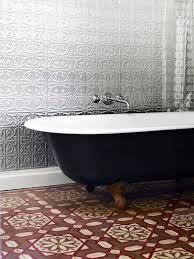 Jatana Interiors 26 Best Tin Wainscoting Images On Pinterest Tin Ceiling Tiles