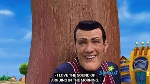 Lazy Town Meme - meme of the day lazy town memes
