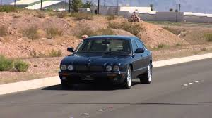 1998 jaguar xjr supercharged youtube