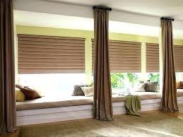 large window treatment ideas window treatments for large windows onewayfarms com
