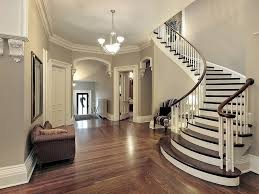 home interior foyer with curved staircase references of the
