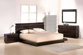 Platform Queen Or King Bed Woodworking Plans Patterns by Bedrooms Simple Bed Designs In Wood Modern Room Ideas Modern