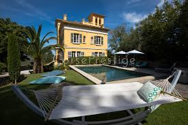 Mansion For Sale by Real Estate Corse Prestige Luxury Charming And Waterfront