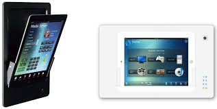 Ipad In Wall Mount Docking Station Rev U0027mural The Designer Of Your Screens