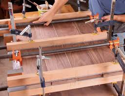 Build A Solid Wood Table Top Local Woodworking Clubs Wooden Table by Clamping Cauls The Secret To Great Glue Ups Finewoodworking